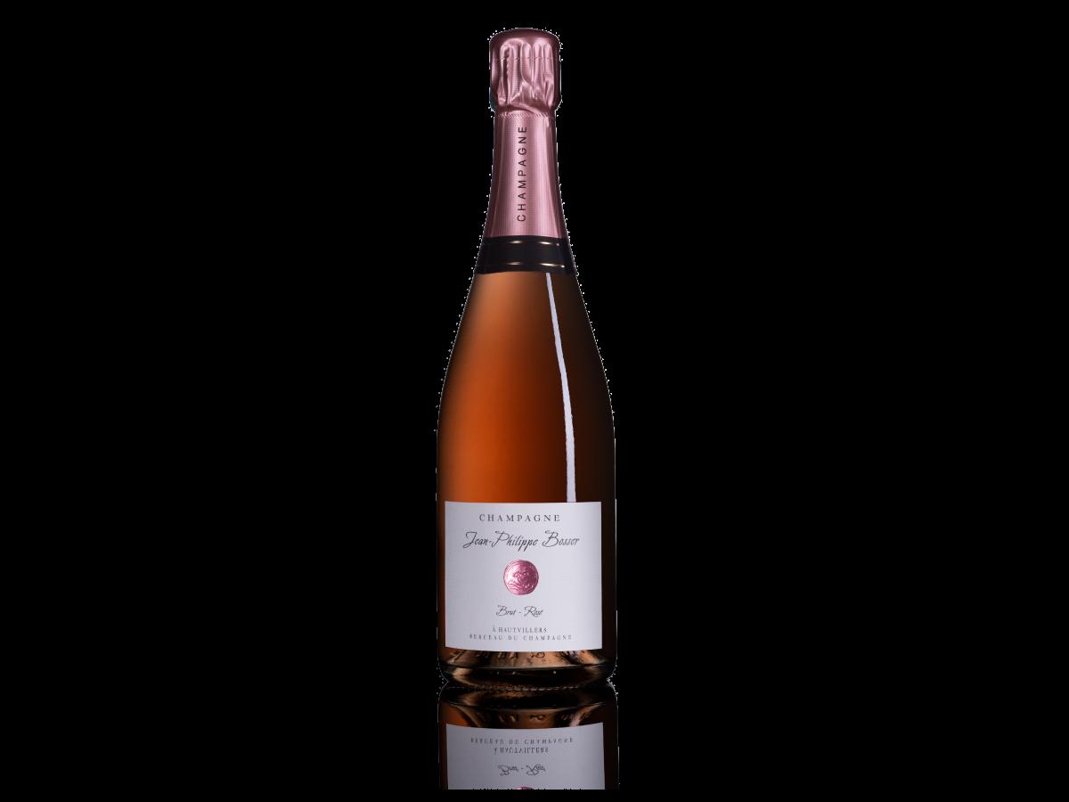Champagne Jean-Philippe Bosser Brut Rosé