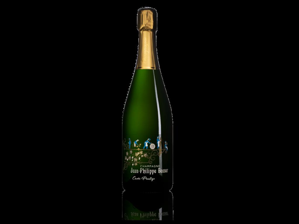 Champagne Jean-Philippe Bosser Cuvée Prestige