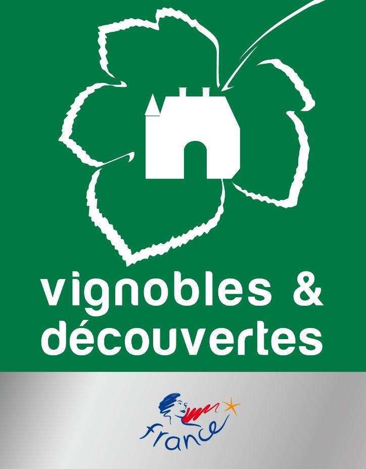 logo vignobles et découvertes